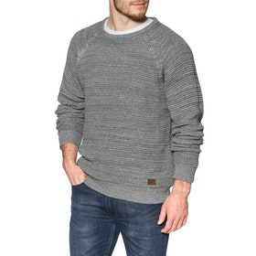 Sweat Billabong Broke - Grey Heather
