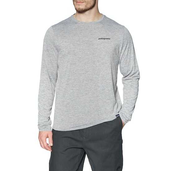 Patagonia Capilene Cool Daily Graphic Long Sleeve T-Shirt