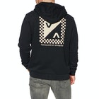 RVCA Check Mate Pullover Hoody