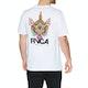 RVCA Screaming Bat Short Sleeve T-Shirt