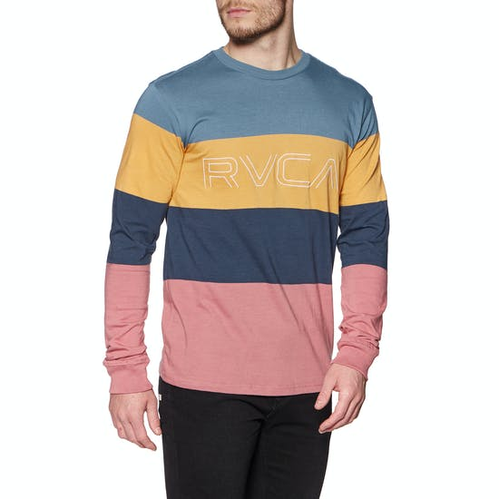 RVCA Shifty Crew Long Sleeve T-Shirt