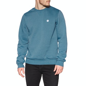 Sweat Element Classic Cornell Crew - Aegean Blue