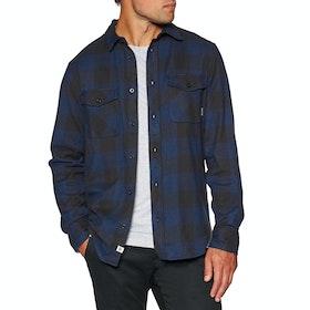 Element Tacoma 2colors Shirt - Indigo