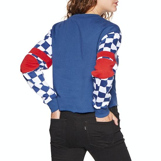 Vans Bmx Crew Fleece Womens Sweater