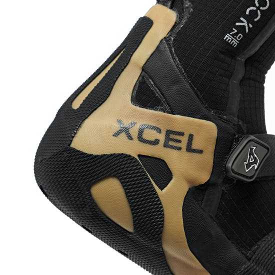 Xcel Drylock Round Toe 7mm Wetsuit Boots