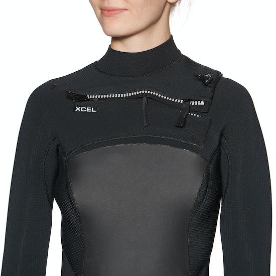 Xcel Infiniti 5/4mm Chest Zip Ladies Wetsuit