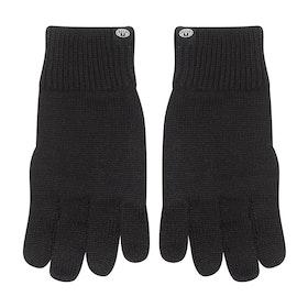 Gants Animal Fairmount Knitted - Black