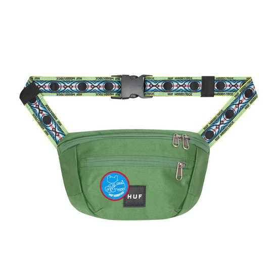 Huf Woodstock Side Trip Bum Bag