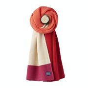 Joules Annis Knitted Womens Scarf