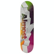 Almost Out There Impact Light Skateboard Deck