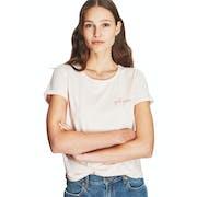 Maison Labiche Girl Power Damen Kurzarm-T-Shirt