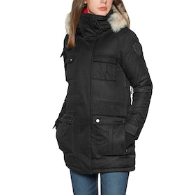 Куртка Женщины Nobis Cindy with Removable Hood - Black