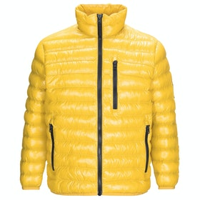 Peak Performance Ward Liner Jacket - Smudge Yellow