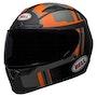 Matte Black Orange