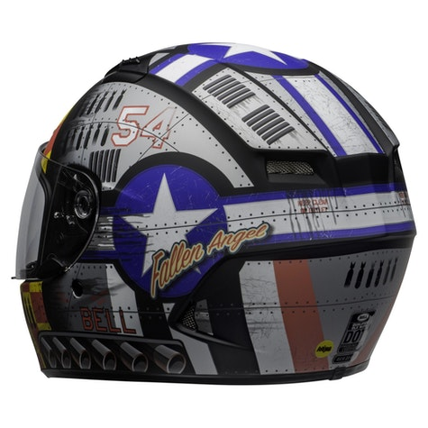 Bell Qualifier DLX MIPS Devil May Care Road Helmet