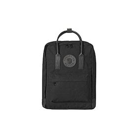 Fjallraven Kanken No 2 Mini Black Backpack - Black
