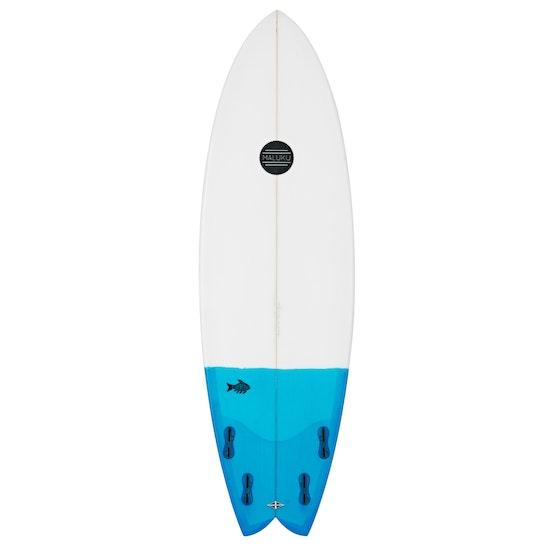 Maluku Quad Fish FCS II Surfboard