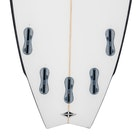 Maluku Fish Cake MK2 FCS II 5 Fin Surfboard
