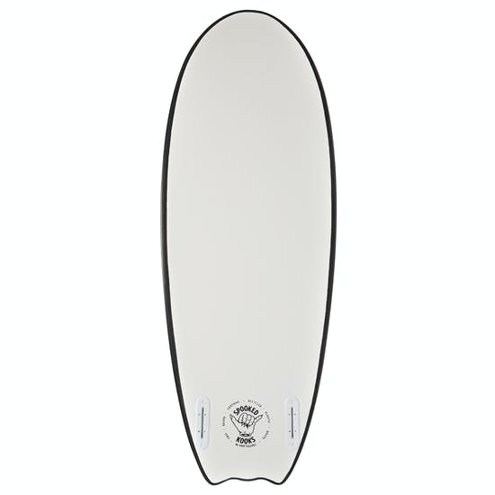 Spooked Kooks Batrat Twin Surfboard