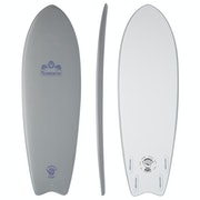 Spooked Kooks Frankenfish Quad Surfboard