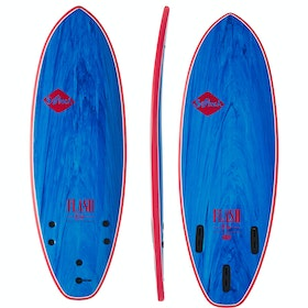Surfboard Softech Eric Geiselman Flash FCS II Thruster - Blue Marble