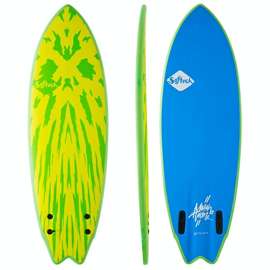 Softech Mason Ho FCS II Twin Surfboard