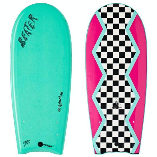 Surfboard Catch Surf Beater Original Twin Fin