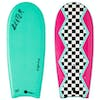 Catch Surf Beater Original Twin Fin Surfboard - Turquoise