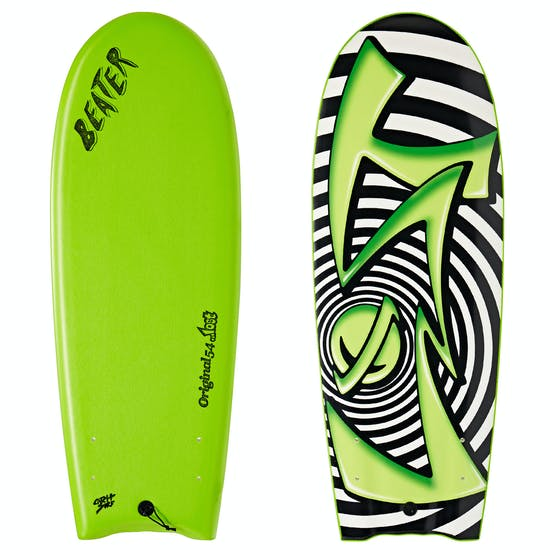 Catch Surf Beater Original Twin Fin Lost Edition 4 Surfboard