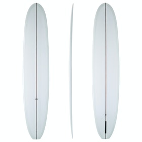 McTavish Noosa '66 Single Fin - 9'6 Longboard Surfboard - Sky Blue