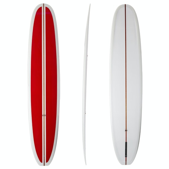McTavish Noserider Single Fin Longboard Surfboard