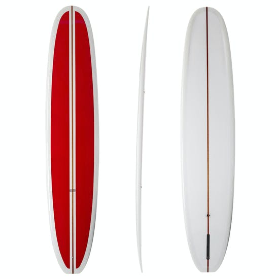 McTavish Noserider Single Fin Surfboard