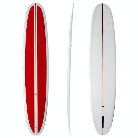 McTavish Noserider Single Fin Longboard Surfboard