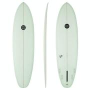 Maluku Auro FCS II 5 Fin Surfboard