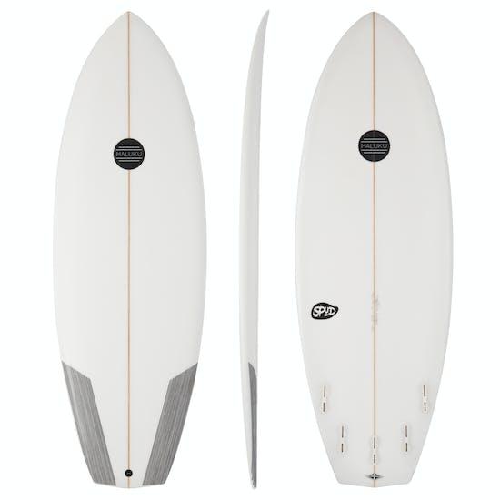 Maluku Spud FCS II 5-Fin Surfboard
