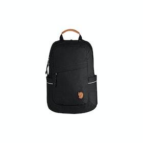 Fjallraven Raven Mini Kids Backpack - Black