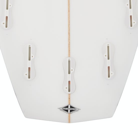 Maluku Spud FCS II 5 Fin Surfboard