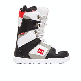 DC Phase Snowboard Boots - Black White