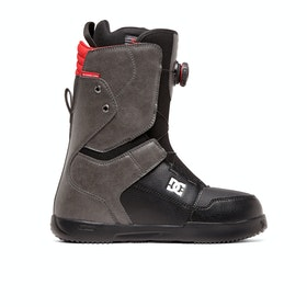 DC Scout Snowboard Boots - Grey Black