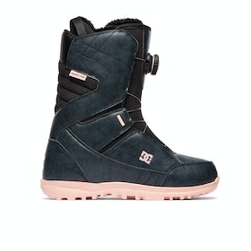 DC Search Womens Snowboard Boots - Black