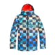 Quiksilver Mission Printed Boys Snow Jacket