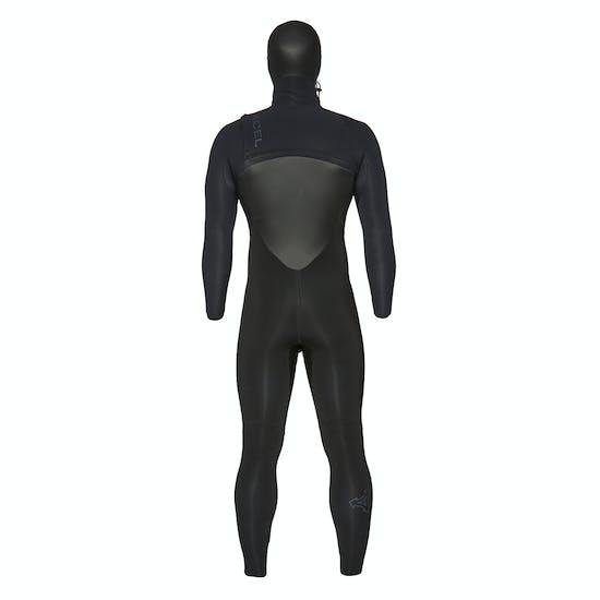 Xcel Drylock Hooded 4/3mm Wetsuit