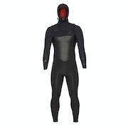 Xcel Drylock Hooded 5/4mm Wetsuit