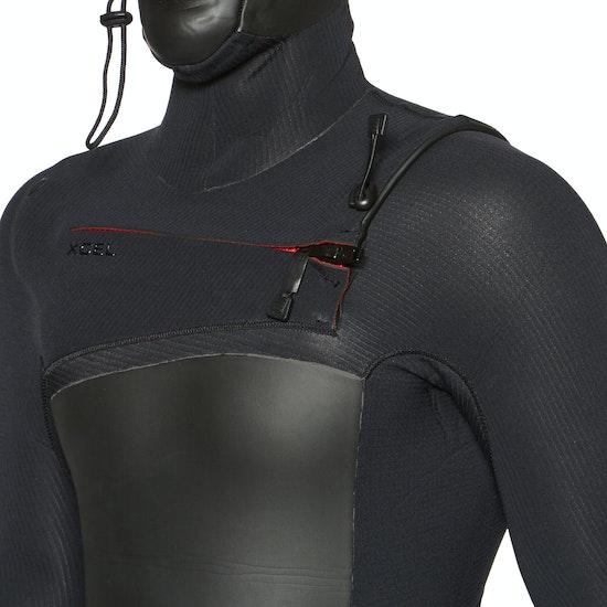 Xcel Drylock Hooded 6/5mm Wetsuit