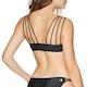 Volcom Simply Solid Vneck Dames Bikini Tops