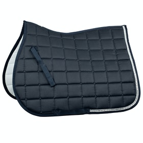 Horze Kingsley All Purpose Saddlepads - Dark Navy