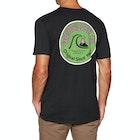 Quiksilver Daily Wax Short Sleeve T-Shirt