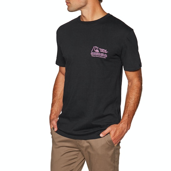 Quiksilver Daily Wax Short Sleeve T-Shirt