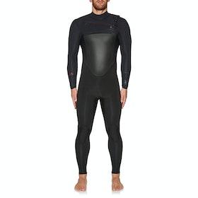 Xcel Drylock 4/3mm Wetsuit - Black