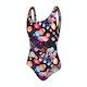 Speedo MizuLanterns Allover Digital Splashback Girls Swimsuit